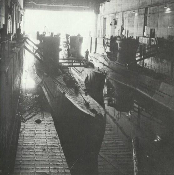 U-boat bunker