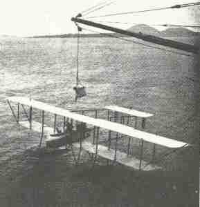 Japanese Maurice Farman Seaplane