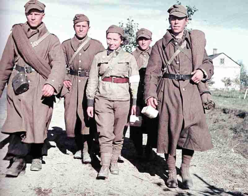 Polish PoW's 1939