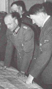 Brauchitsch and Hitler
