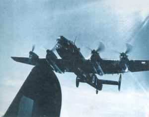 Handley Page Halifax Mk I