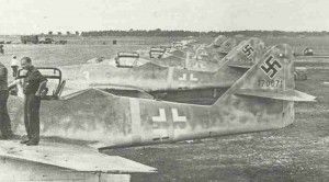 Me 262 at Erprobungskommando 262