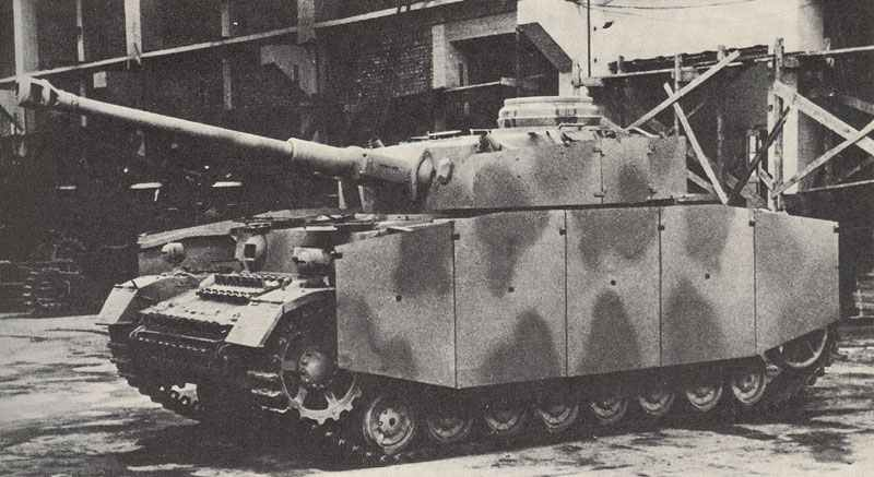 Panzer IV H > WW2 Weapons