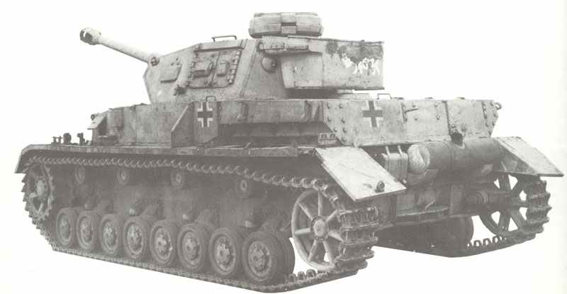 PzKpfw IV Ausf G