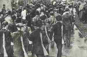 Sundays military shooting of Volkssturm men
