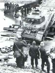Hungarian Turan I tank
