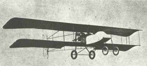 Voisin III light bomber of 1914