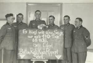 Wehrmacht conscripts 1938