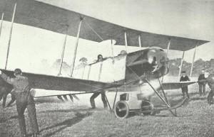 Avro 504B