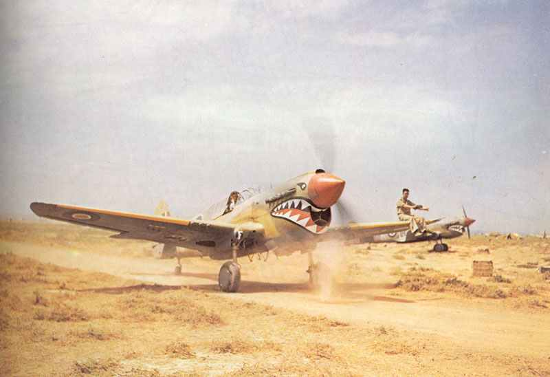 P-40 Kittyhawk III