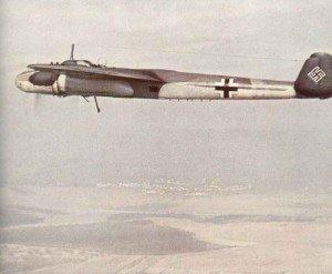 Do 17  long-range reconnaissance aircraft