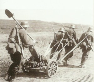German Minenwerfer