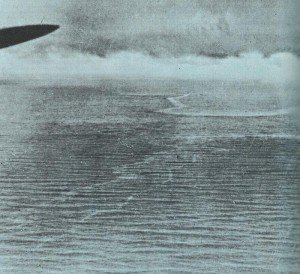 RAF reconnaissance plane discovered Bismarck