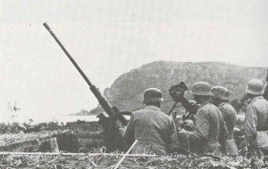 20mm Flak and its crew