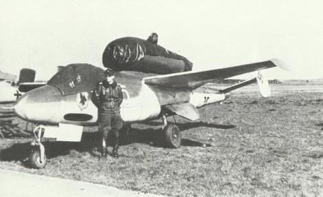He 162 of Jagdgeschwader 1