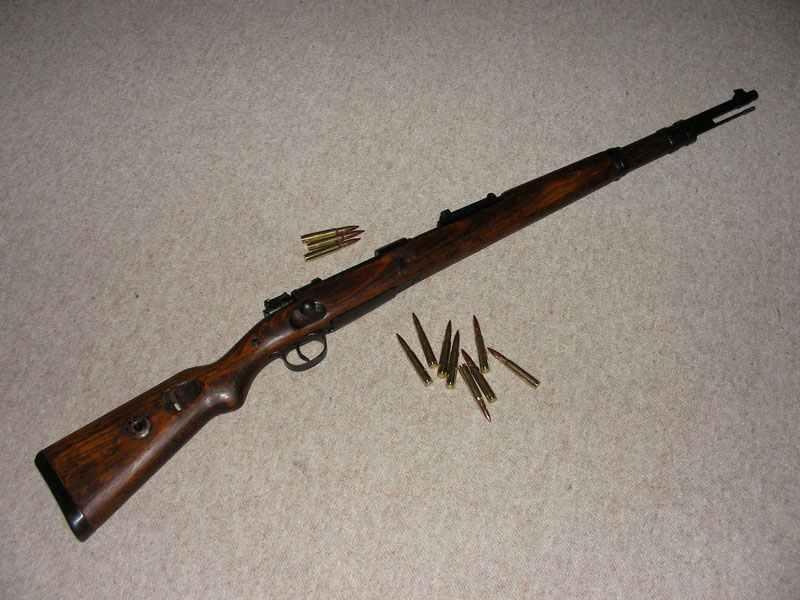 Original Mauser 98K from 1944