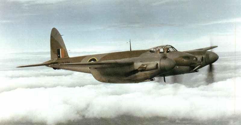 de Havilland Mosquito bomber B.IV