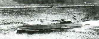 S1, the prototype S-boat
