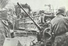 captured US pioneer bridge