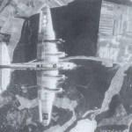 B-17G overhead view
