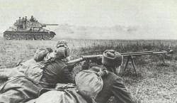 Russian strike to the Gran