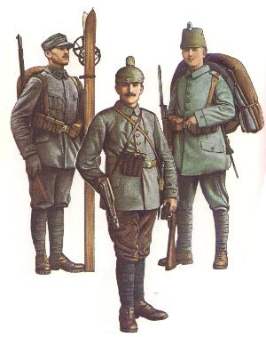 What kind of uniforms did WW1 German soldiers wear? - Quora