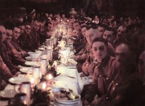 Christmas party of NSDAP officials