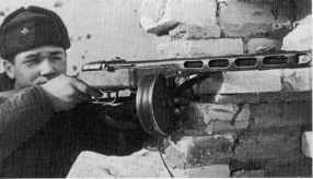 Aiming with PPSh