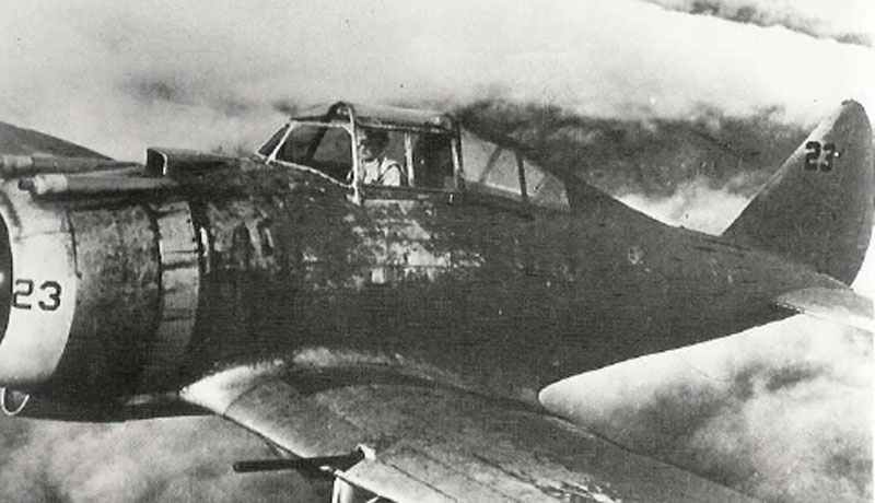 P-35A Serversky in the Philippines
