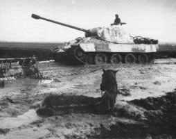 Battle at the Vistula 1945