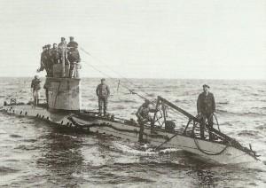 UB-1 class