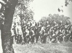 Askari drill East Africa
