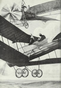 battle in the air 1914-15
