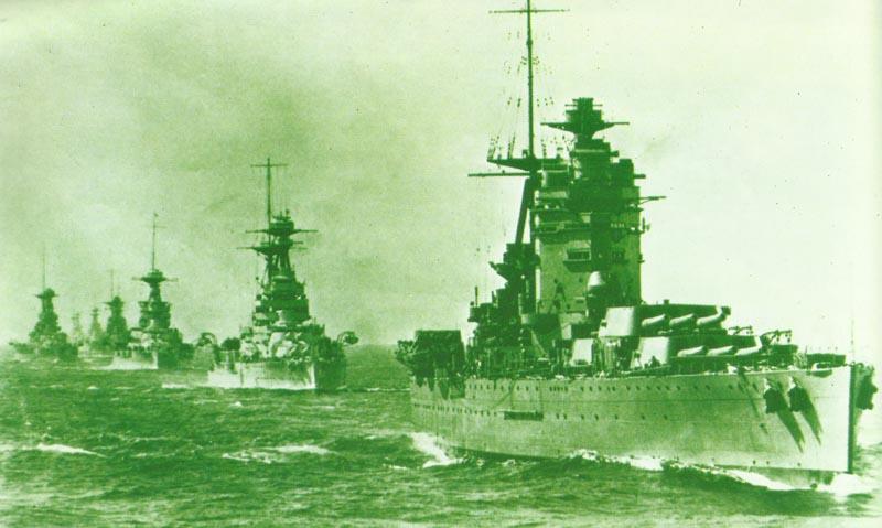 Fleets 1939