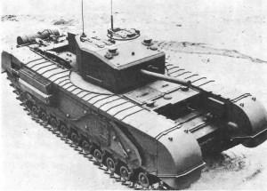Churchill III