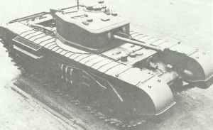 Churchill VII