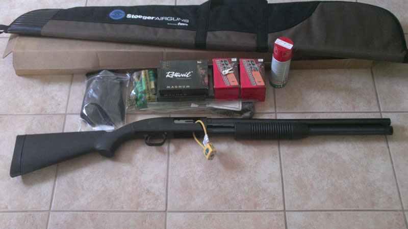 Maverick Model 88 Pump Gun