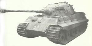 Standard production King Tiger