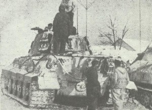 Command vehicle PzBefWg King Tiger