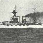 Battleship 'HMS Queen Elizabeth'