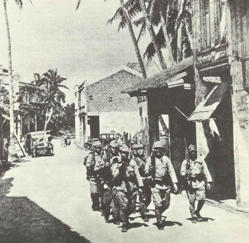 Japanese Army 1941-42 > WW2 Weapons