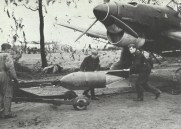 Stuka bombed-up