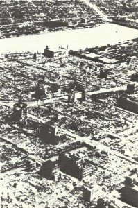 Tokio after 'March Fire Blitz'