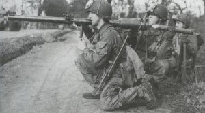 US paratroopers Rhine crossing