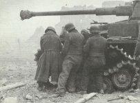 new defensive position in Berlin