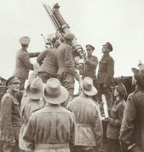 British 13-Pounder AA-Gun