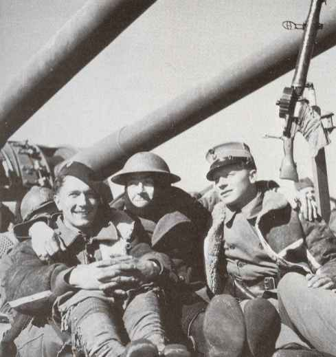 Three Allied soldiers evacuated from Norway