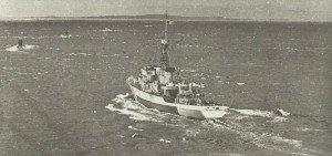 surrender of U-boats