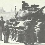 T-34 in Prague