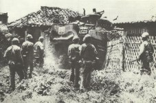 US Marines before Naha, Okinawa